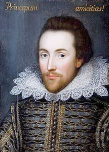 Biographie de Shakespeare